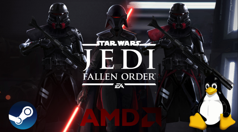 Star Wars Jedi Fallen Order On Linux