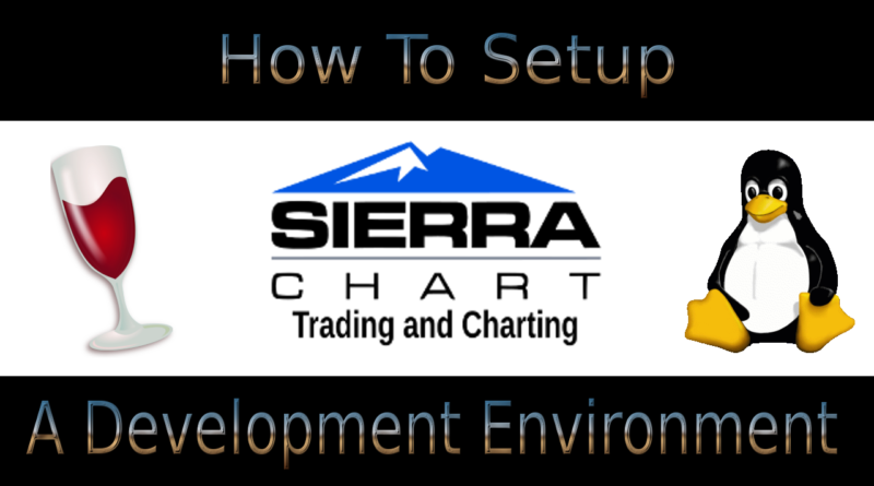 Sierra Chart Linux Development Environment