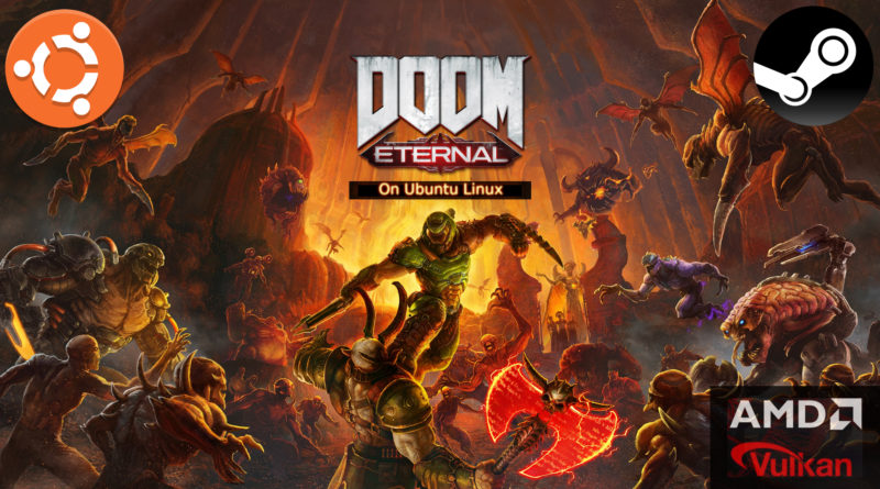 DOOM Eternal On Linux